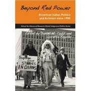 Beyond Red Power by Daniel M Cobb
