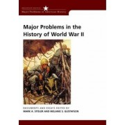 Major Problems in the History of World War II by Thomas G. Paterson
