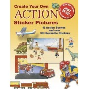 Create Your Own Action Sticker Pictures by Dover