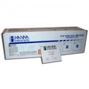 Reactivos en polvo medidor de Bromo Hanna 100 test (HI 93716-01)