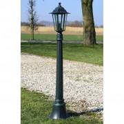 vidaXL Preston Candeeiro de pé para jardim / 105 cm