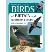 Identification Guide to Birds of Britain and Northern Europe by Peter Goodfellow