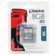 Card memorie Kingston SDHC 8Gb Blister