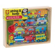 ALEX Toys Little Hands String & Beep