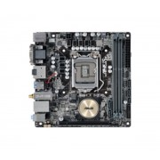 Carte mre ASUS H170I-PLUS D3 Mini ITX Socket 1151 Intel H170 Express - SATA 6Gb/s - M.2 - USB 3.0 - DDR3 - 1x PCI-Express 3.0 16x - Wi-Fi AC