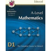 A-Level Maths for Edexcel - Decision Maths 1: Student Book by CGP Books