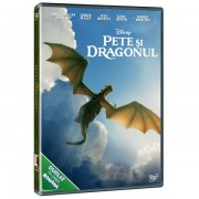 Pete's Dragon:Bryce Dallas Howard,Robert Redford,Oakes Fedley - Pete si dragonul (DVD)