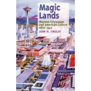 Magic Lands by John M. Findlay