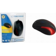 Mouse Esperanza EM102R Optic 800DPI Rosu
