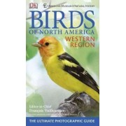 American Museum of Natural History Birds of North America Western Region by Curator of Birds Francois Vuilleumier