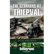 The Germans at Thiepval by Jack Sheldon