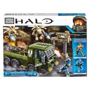 Mega Bloks Halo - Cnd03 - Jeu De Construction - Covenant Empire Drone Attack