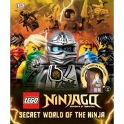 Lego Ninjago: Secret World of the Ninja by Beth Landis Hester