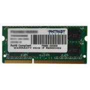 Patriot Memory 8 GB SO-DIMM DDR3 - 1600MHz - (PSD38G16002S) - Patriot Signature Line CL11