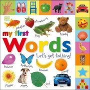 My First Words Let's Get Talking by DK