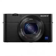 Sony DSCRX100M4 Advanced Digital Compact Premium Camera (EVF, Wi-Fi, NFC, 180 Degrees Tiltable LCD Screen) - Black