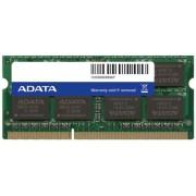 ADATA DDR3, 1600MHz 204-Pin, SO-DIMM, 4GB 4GB DDR3 1600MHz geheugenmodule