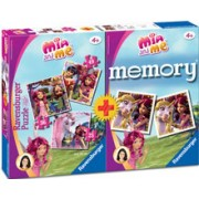 Memory Ravensburger Mia and Me 25+36+49 + Memory