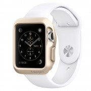 Spigen Slim Armor Apple Watch 38mm goud