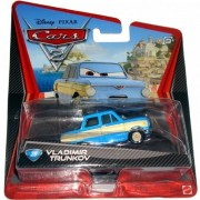 Must Have Cars 2 Deluxe Die Cast Character With authentic styling and details - Vladimir Trunkov