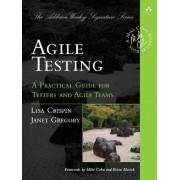 Agile Testing by Lisa Crispin