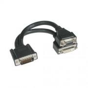 Cablu video; DMS 59 la VGA F; 0.1m