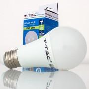 Lâmpada LED E27 12w»75W Luz Fria 1055Lm A60 ALLROUND