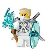 LEGO® Ninjago Minifig Zane Titanium from 70728