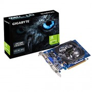 Gigabyte GeForce GT730 2GB PCI Express Graphics Card (Black)