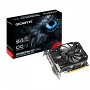 Placa Video Gigabyte AMD Radeon R7 360 OC 2GB GDDR5