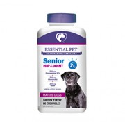 GLUCOSAMINE 500mg & CHONDROITIN 200mg with MSM & Hyaluronic Acid ULTRA-MAX CARE FOR DOGS 60 Chewable Tablets