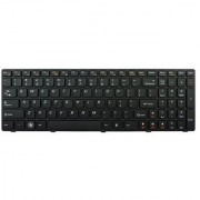 Eathtek New Laptop Keyboard with Frame For IBM lenovo B570 B580 B580A B585 B590 series Black US Layout Compatible with