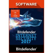 Bitdefender Internet Security 2017 1PC 1 year