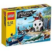 LEGO Pirates 70411 Treasure Island
