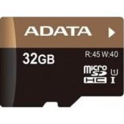 Card de memorie ADATA microSDHC Premier Pro 32GB Class 10