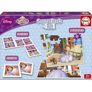 Educa 16032 - Educa Superpack Sofia La Principessa