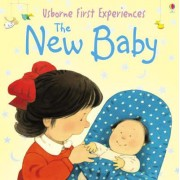 The New Baby: Miniature Edition by Anne Civardi