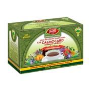 Ceai calmocard, 20 plicuri, Fares