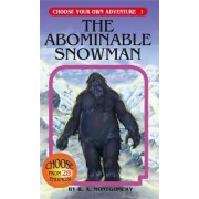Abominable Snowman by Choose Your Own Adventure