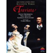 Edita Gruberova,Neil Shicoff,Giogio Zancanaro,conductor:Carlo Rizzi - Verdi:La Traviata (DVD)