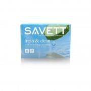 Savett Fresh & Clean Wet Wipes 10 st Våtservetter