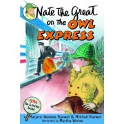 Nate the Great on the Owl Express by Marjorie Weinman Sharmat