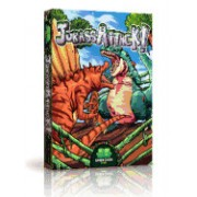 Jurassattack (Boxed Card Game): N/A