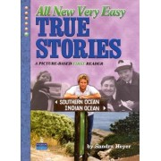 All New Very Easy True Stories: A Picture-Based First Reader