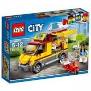 Конструктор ЛЕГО Сити - Бус за пица, LEGO City, 60150