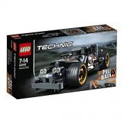 LEGO Technic - 42046 - La Voiture Du Fuyard