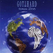 Gotthard - Human Zoo (0743219870025) (1 CD)