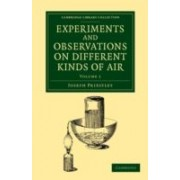 Priestley, J: Experiments And Observations On Different Kind