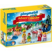 PLAYMOBIL 9009 - CALENDAR ADVENT DE CRACIUN LA FERMA
