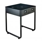 Table boîtier DK-Q1H - noir